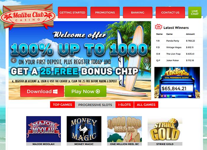 Nouveau casino en ligne bonus sans depot